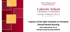 Energy Efficiency and Rental Housing Report