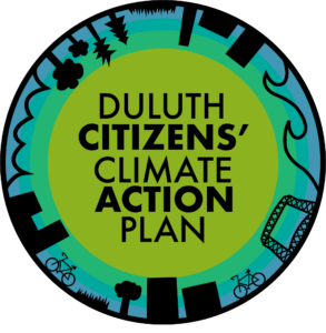 Duluth Citizens' Action Plan graphic