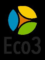 Eco3 Vertical Logo